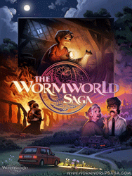 THE WORMWORLD SAGA by Daniel Lieske