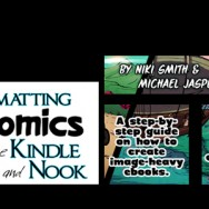 Formatting Comics for Kindle and Nook
