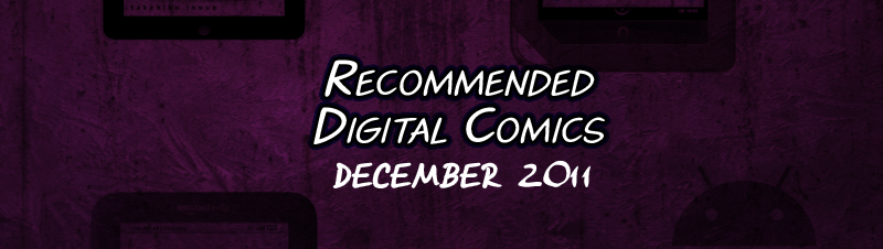 Recommended Digital Comics
